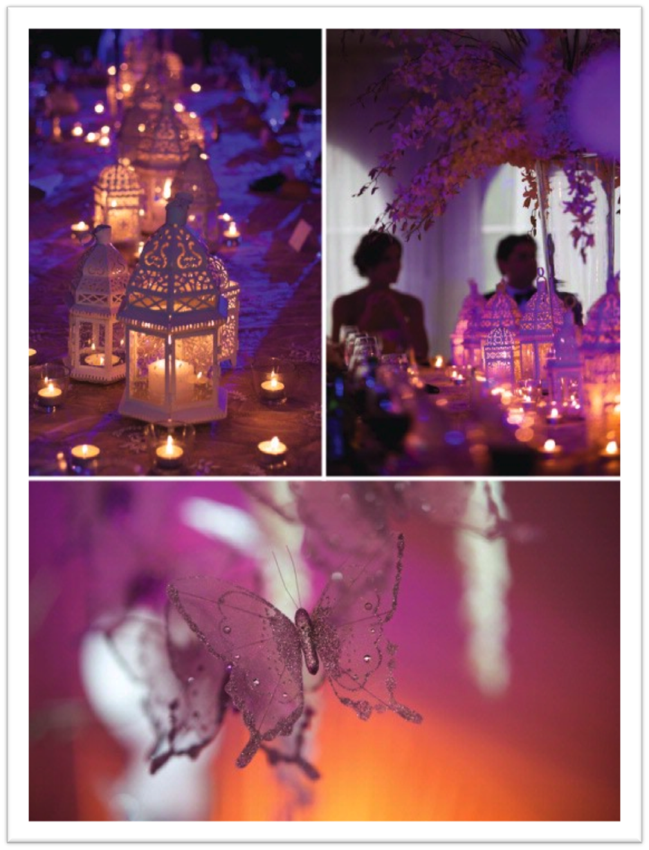 Bodas hindu d for Ambientacion para bodas