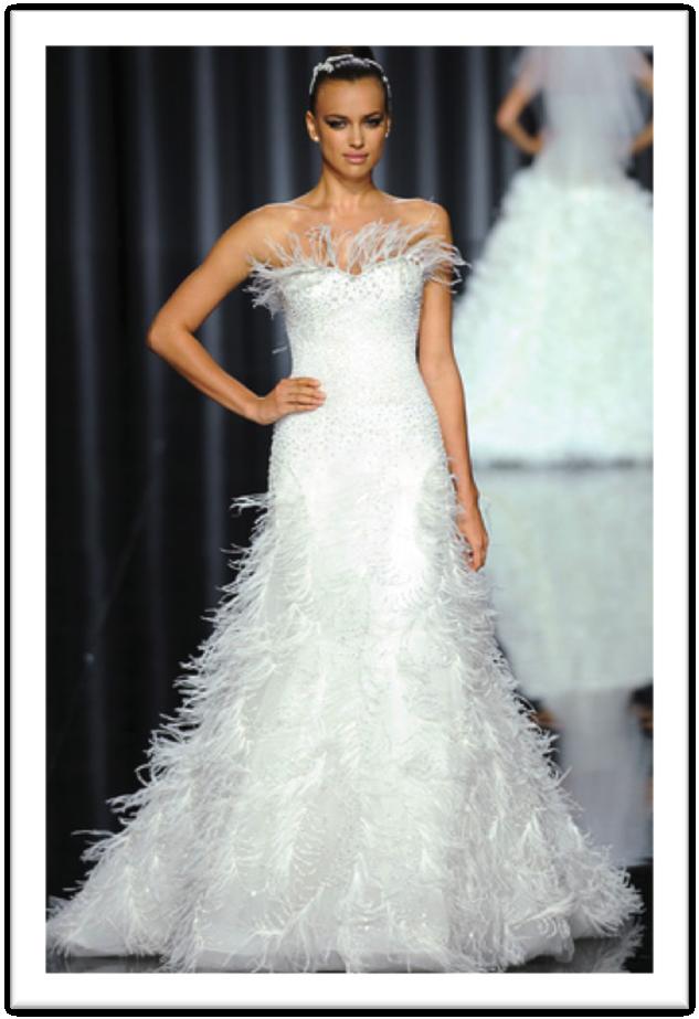 un vestido para odette (la princesa y el cisne) - moda nupcial