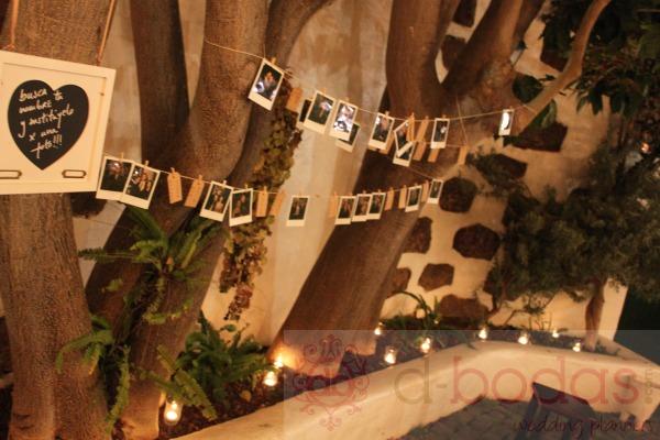 polaroid photocall, d-bodas.com