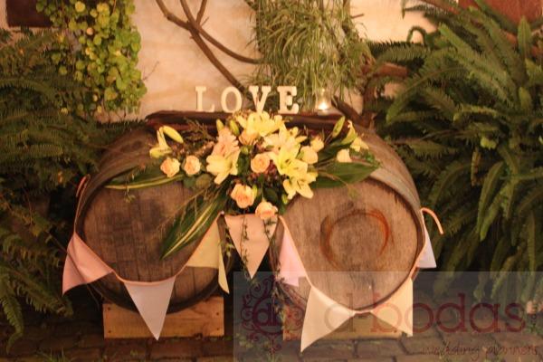 decoración bodas vintage, bodas tenerife, d-bodas.com wedding planners