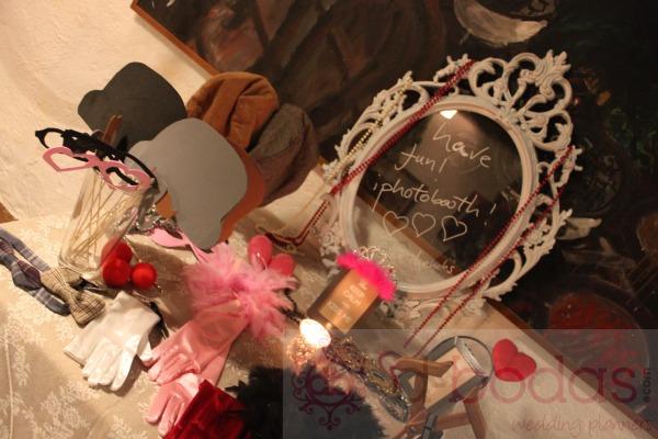 photobooth vintage, d-bodas.com wedding planners