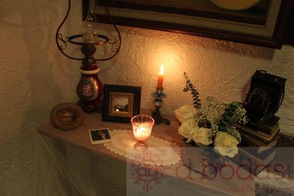 deco vintage bodas, d-bodas.com wedding planners
