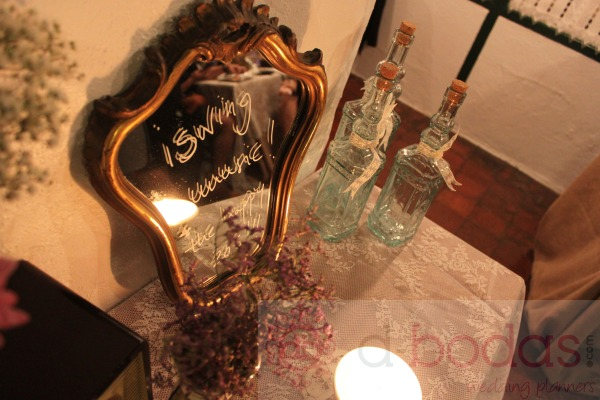 decoración bodas canarias, dbodas