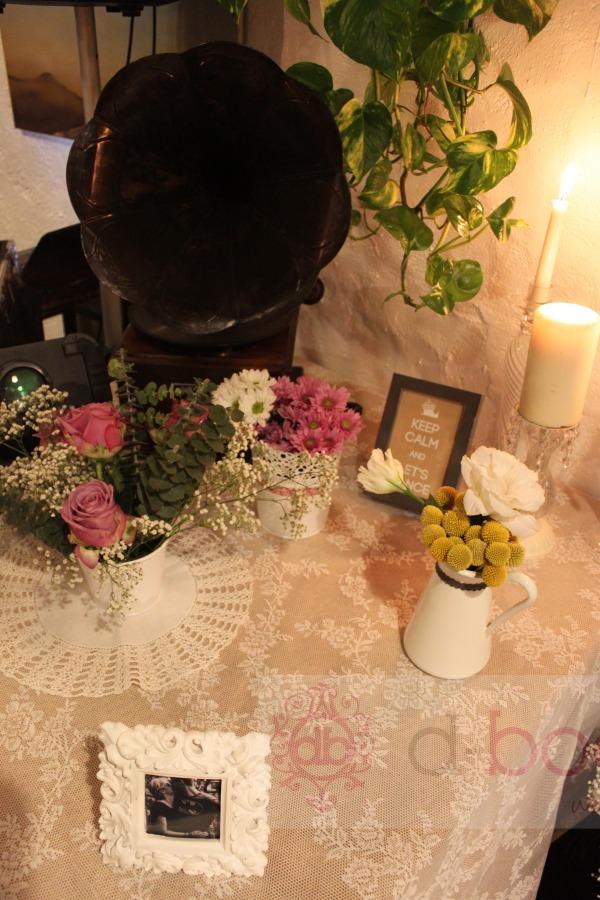 decoracion vintage bodas, bodas tenerife, d-bodas.com