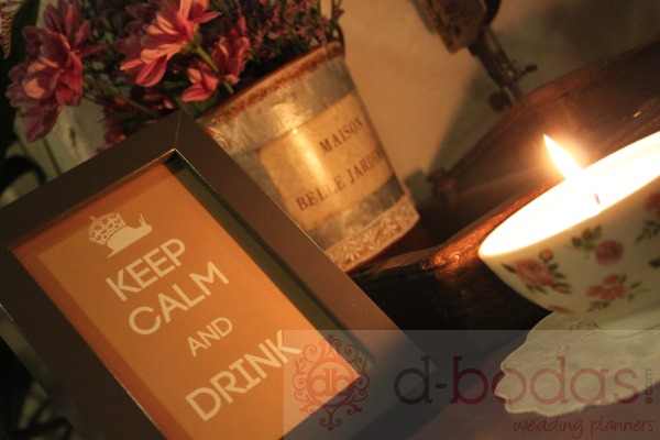 keep calm wedding, d-bodas.com wedding planners