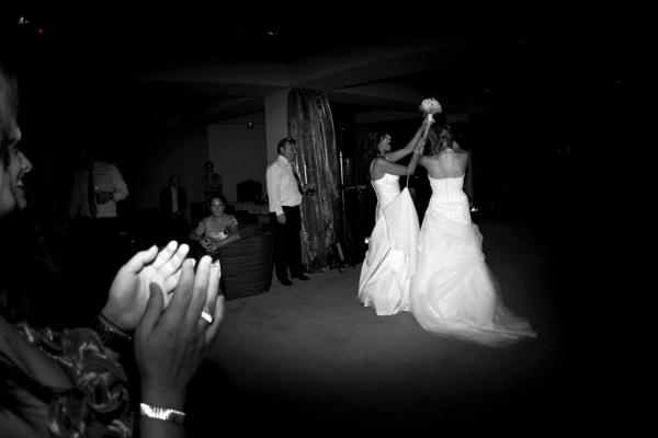 V&M, lanzamiento ramo , d-bodas.com wedding planners