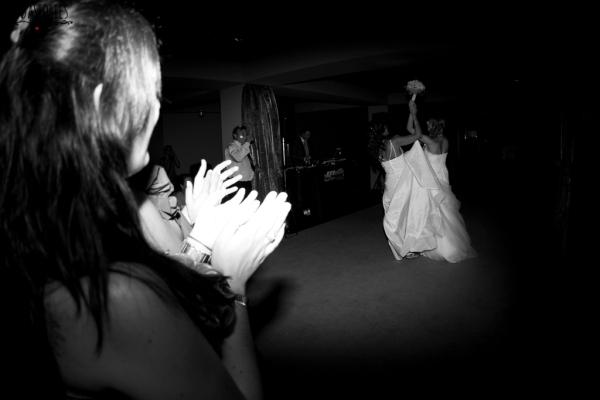 V&M, lanzamiento de ramo, d-bodas.com wedding planners