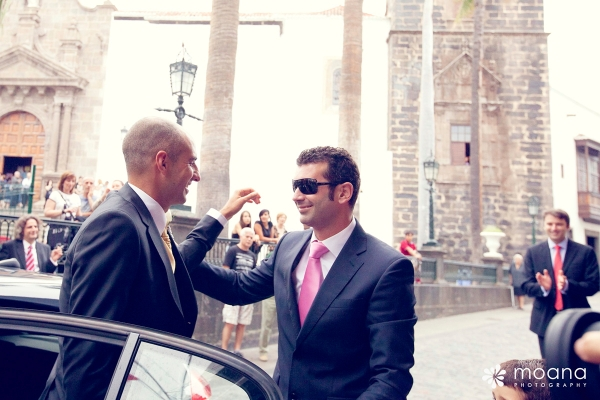 N&J boda en la palma, d-bodas.com wedding planners