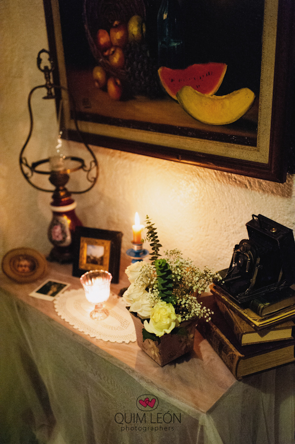 L&D decoración vintage bodas