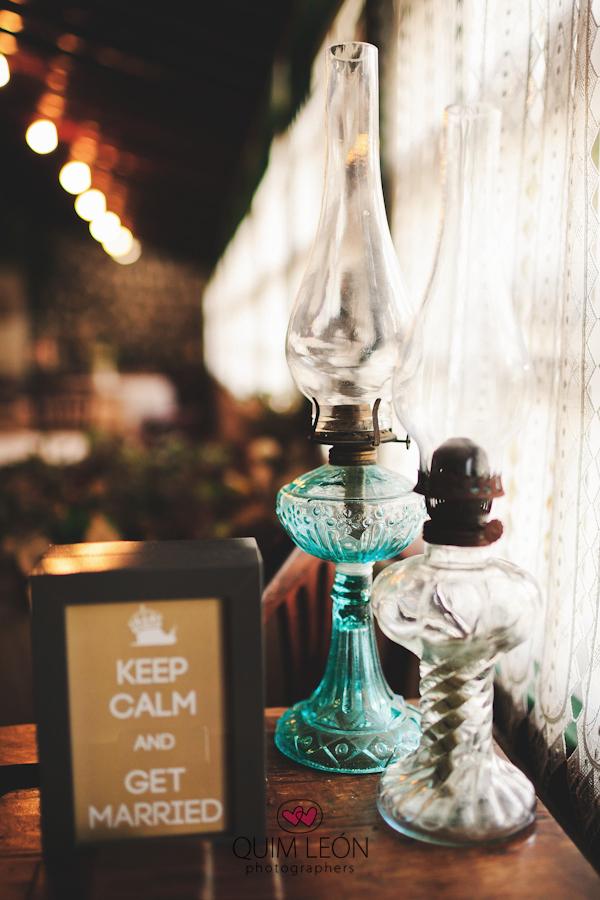 L&D decoración bodas vintage tenerife