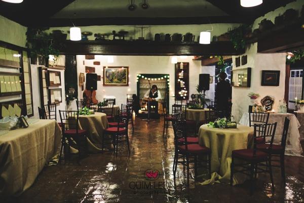 Bodas Meson El Drago, d-bodas.com wedding planners