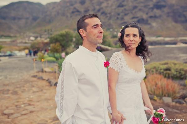 bodas en la playa tenerife