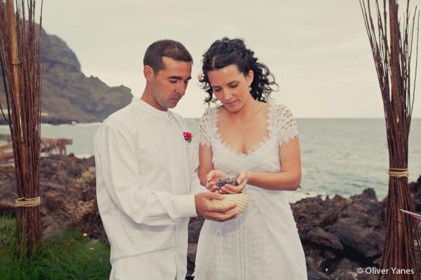 intercambio de semillas boda tenerife