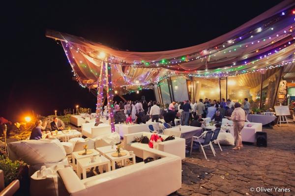 decoración bodas tenerife