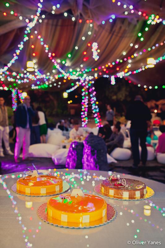 tartas de boda tenerife d-bodas.com