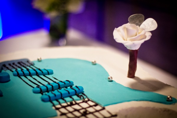 tarta de bodas originales