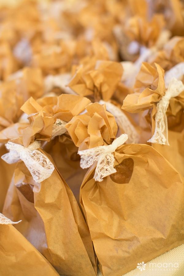 bolsas de te detalle invitados boda