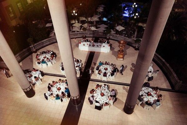 Banquete Boda Villa del Conde