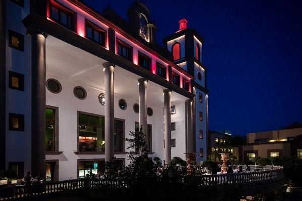 Banquete Hotel Villa del Conde