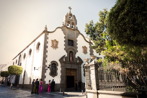 Boda Iglesia de Los Franciscanos Las Palmas
