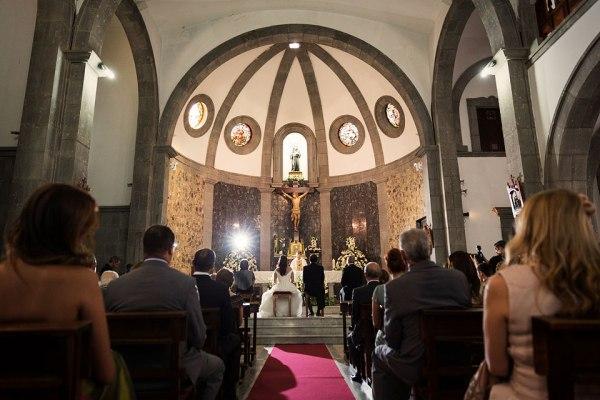 Iglesia de los Franciscanos Las Palmas Boda