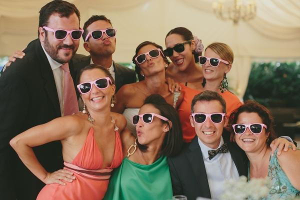 Invitados Cool Boda Tenerife Gafas sol