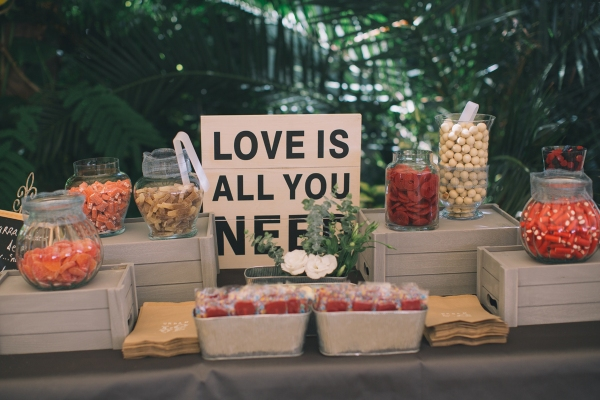 Mesa de Chuches Tenerife d-bodas.com