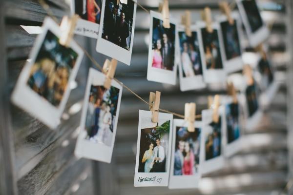 Polaroid Boda Tenerife