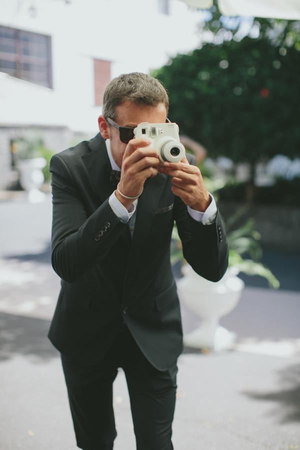 Polaroid D-bodas Tenerife