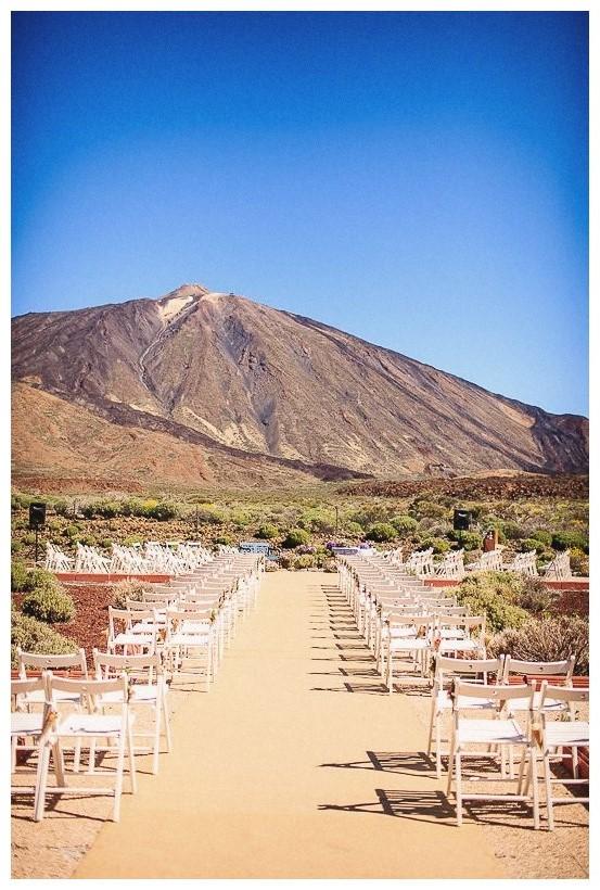 8.- Boda en el Teide, Tenerife - d-bodas.com