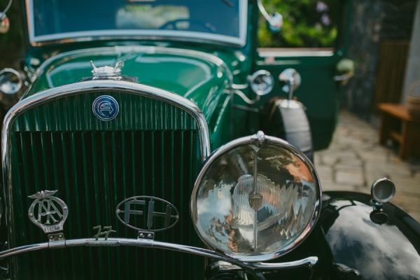 7 coches antiguos bodas canarias