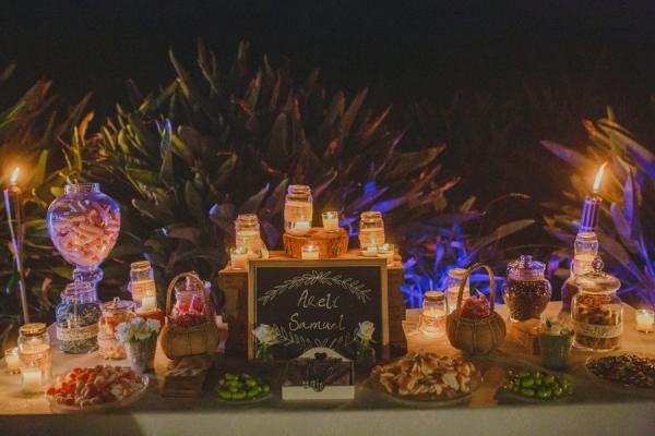 84 Mesa dulce Tenerife Chuches Bodas