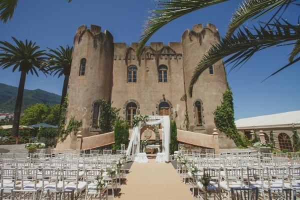 12 boda en tenerife castillo