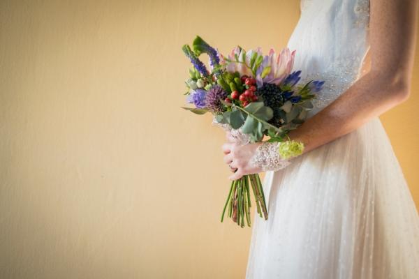 7 d-bodas wedding planners ramo novia